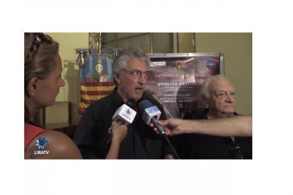 TELECOLORE E LIRATV INTERVISTANO FRANCO PASTORE
